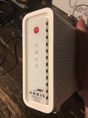 Arris Surfboard SB6183 Modem for Sale in Pittsburgh, PA