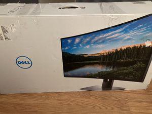 Dell Ultra Sharp 34 Curved Monitor Model U3419W for Sale in San Jose, CA