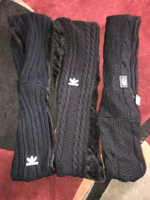 scarf Adidas ugg 15 each for Sale in Manassas Park, VA