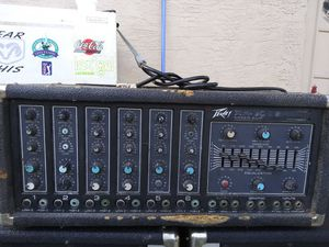 PEAVEY Mix amp for Sale in Ocoee, FL