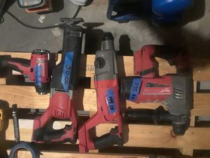 Milwaukee tools for Sale in Indianapolis, IN