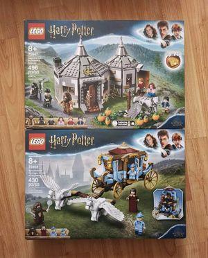 Harry Potter LEGO bundle 2 sets for Sale in Chicago, IL