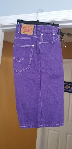 "Mens Purple Levi""s - Size 38 for Sale in Alafaya, FL"