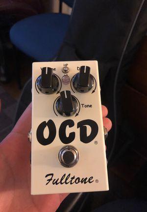 Fulltone OCD version 1 series 3 (1.3) for Sale in Lexington, KY