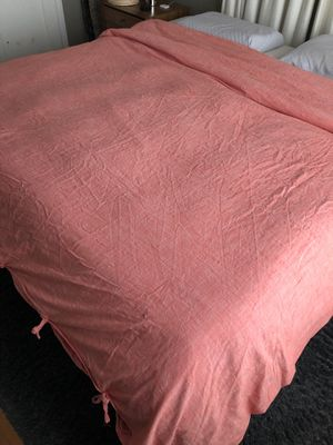 Coral King Duvet Cover for Sale in Renton, WA