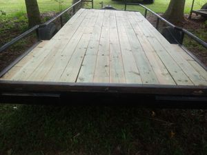 Trailer Open to trades for Sale in OLD RVR-WNFRE, TX