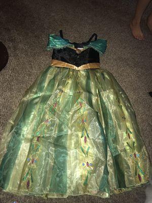 Anna dress up costume size 7/8 for Sale in Murfreesboro, TN