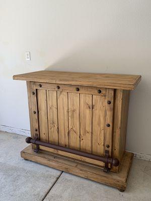 Beautiful Wooden Bar for Sale in Nipomo, CA