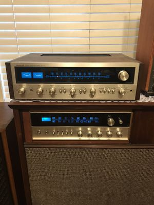 Vintage Pioneer SX-727 Stereo Receiver for Sale in Fresno, CA