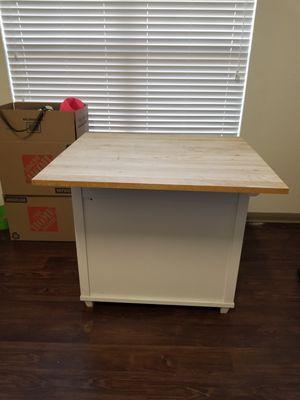 Kitchen cart/island for Sale in Garland, TX