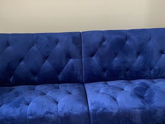 Velvet Sofa And Chaise for Sale in Detroit, MI