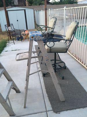 4 foot aluminum ladder for Sale in Phoenix, AZ