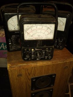 TRIPLETT 630 Analog And 2 Simpson 260 for Sale in Antioch,  CA