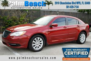 2014 Chrysler 200 Touring for Sale in West Palm Beach, FL