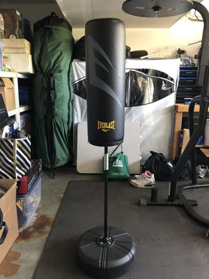 Everlast Standing Punching Bag for Sale in Belmont, CA