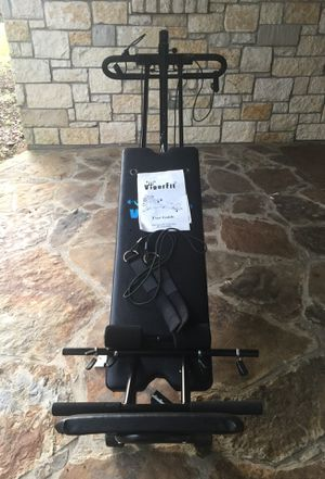 VIGORFIT Home Gym like Total Gym Barely Used for Sale in Austin, TX
