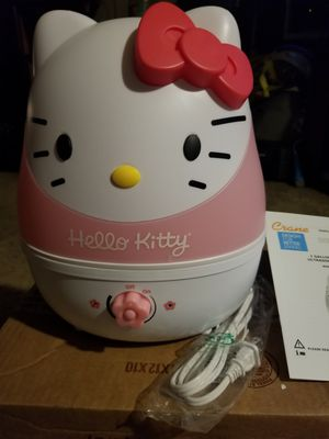 Brand new hello kitty cool mist humidifier for Sale in Venus, TX