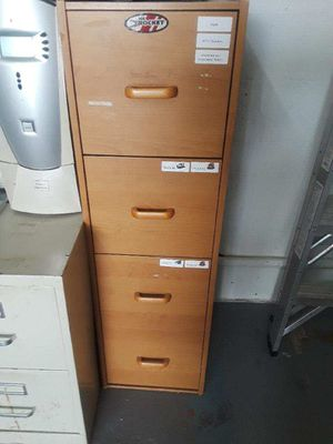 Filing cabinet $80 for Sale in Pembroke Pines, FL