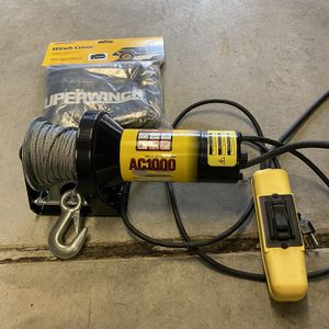 Electric Winch 1000 Pound for Sale in Tacoma, WA
