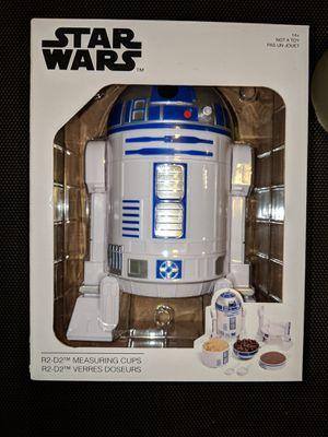 Star Wars R2-D2 Measuring Cup Set for Sale in Silver Spring, MD