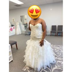 Wedding Dress for Sale in Austell,  GA