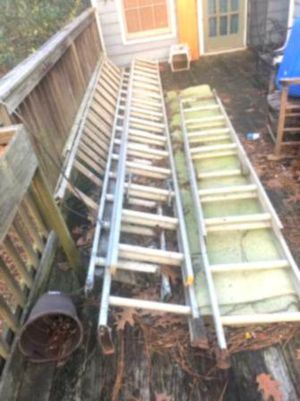 Weather guard ladder racks for Sale in Island Lake, IL
