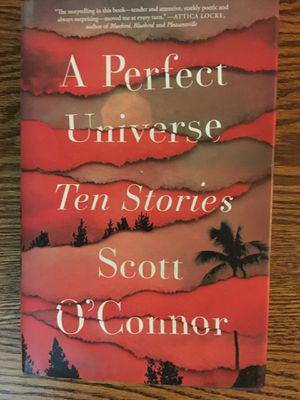 """Very Good """"A PERFECT UNIVERSE: TEN STORIES"""" for Sale in Harrisonburg, VA"""