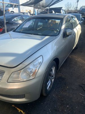 07 Infiniti g35x for parts for Sale in Beltsville, MD