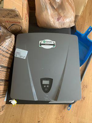 Tankless water heater electric for Sale in Atlanta, GA