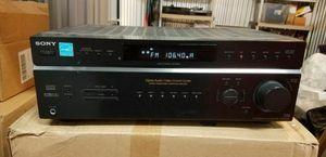 Pre owned Sony STR-DE597 Surround receiver for Sale in Delray Beach, FL