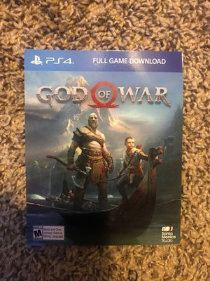 God of war/the last of us/ Horizon Zero Dawn for Sale in Fort Worth, TX