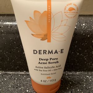 Derma E Deep Pore Acne Scrub for Sale in Scottsdale, AZ