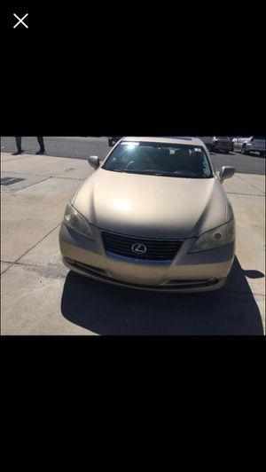 07 Lexus ES for Sale in Baton Rouge, LA