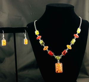 Colorful World Necklace Set for Sale in Cypress, CA