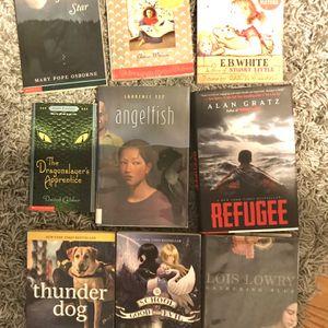 Middle School Books for Sale in Milton, MA
