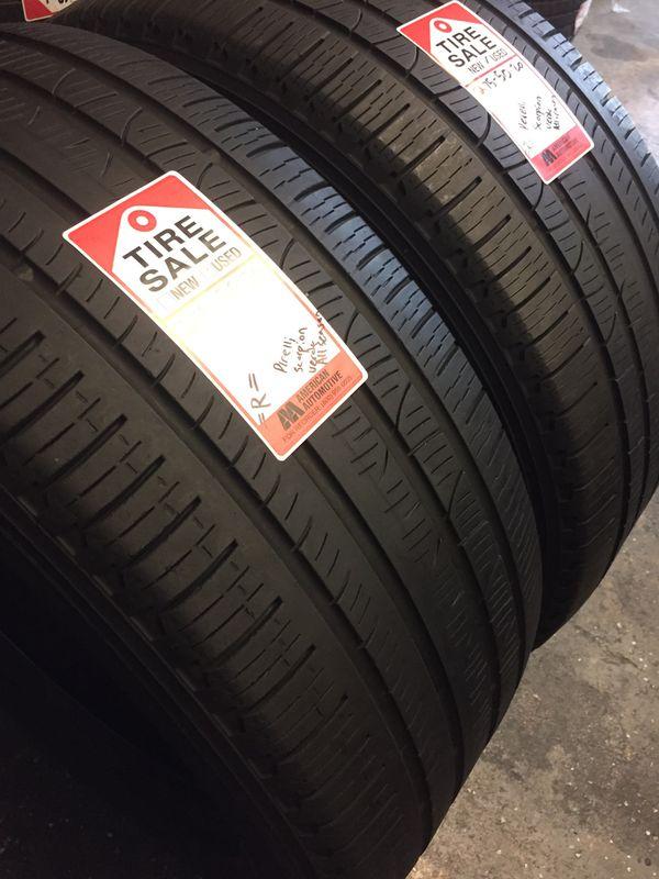 275/50/20 pirelli scorpion verde