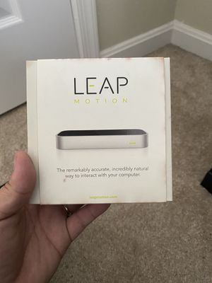 Leap motion for Sale in Alexandria, VA