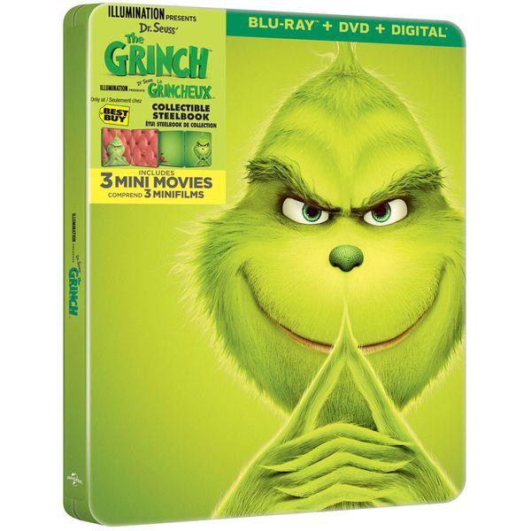 The Grinch(2018) HD -please read