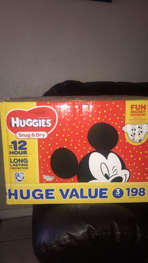 Huggies huge value for Sale in North Las Vegas, NV