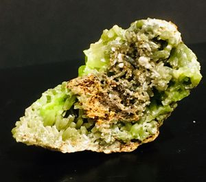 Crazy Looking Pyromorphite Crystals on Matrix, Daoping Mine, China for Sale in Selma, TX