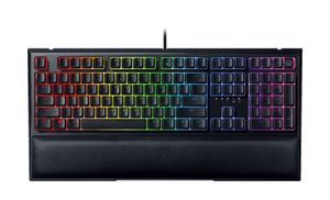 RAZER CHROMA KEYBOARD WITH MAGNETIC WRIST REST for Sale in Cornelius, NC