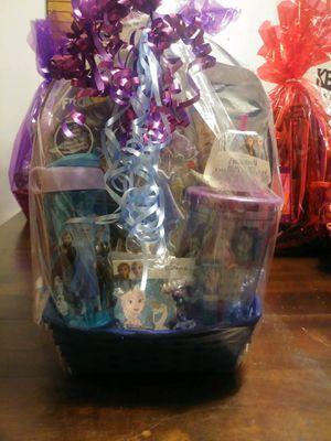 Frozen Easter Basket for Sale in Visalia, CA