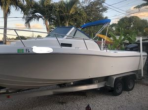 1990 ChrisCraft 22' walk around. With 1998 Yamaha OX66 250hp for Sale in Miami, FL