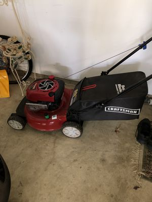 CRAFTSMAN Lawn Mower for Sale in Chantilly, VA