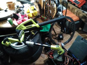 Ryobi 18volt cordless beefeater n leafblower for Sale in Columbus, OH