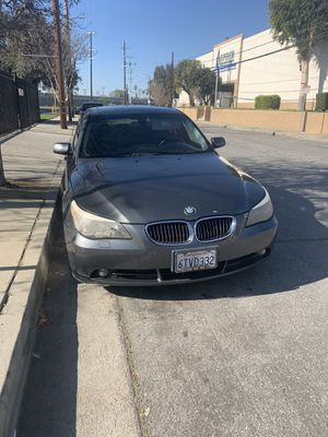 2007 bmw 530i for Sale in Los Angeles, CA