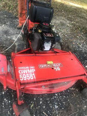 Gravely Pro 50 Walk Behind Lawn Mower for Sale in Washington, DC