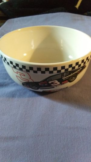 Dale Earnhardt bowl for Sale in LA VERGNE, TN