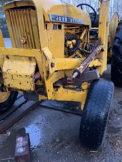 Tractor for Sale in Golden Hills,  CA