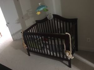 Baby crib and accessories for Sale in Sterling, VA